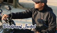 Jaket Motor Windproof dari Tyrano