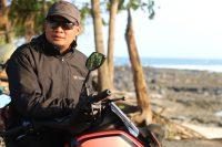 Pantai Cibuaya menuju Ujung Genteng