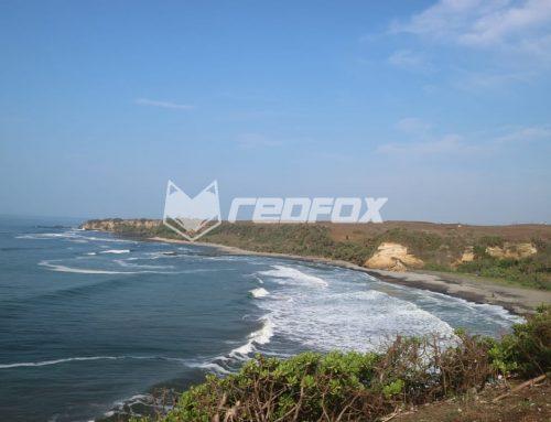 Puncak Guha Santolo, Pemandangan Exotis di Pantai Selatan Garut
